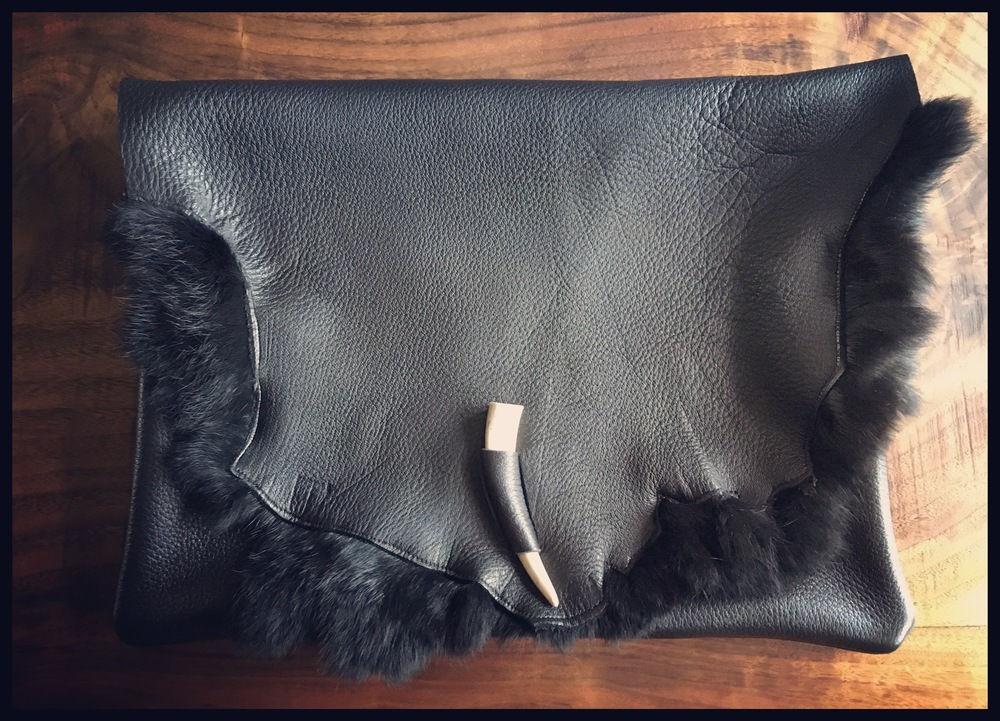 """Mývatn"" Large Messenger Bag"