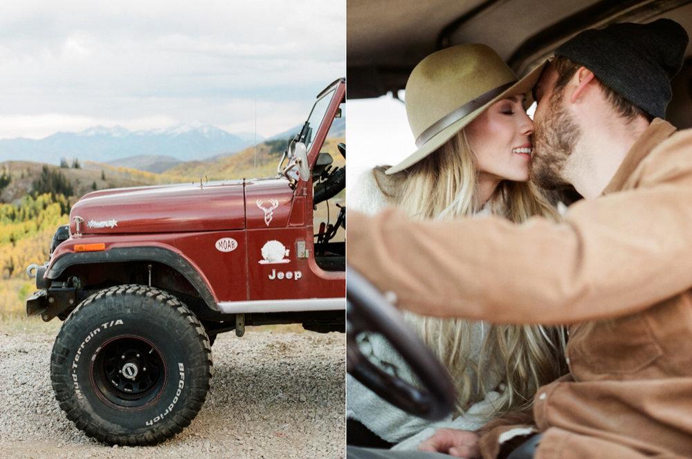 Christine Gosch - Houston film photographer - Utah film photographer - mountain fall engagement session-1.jpg