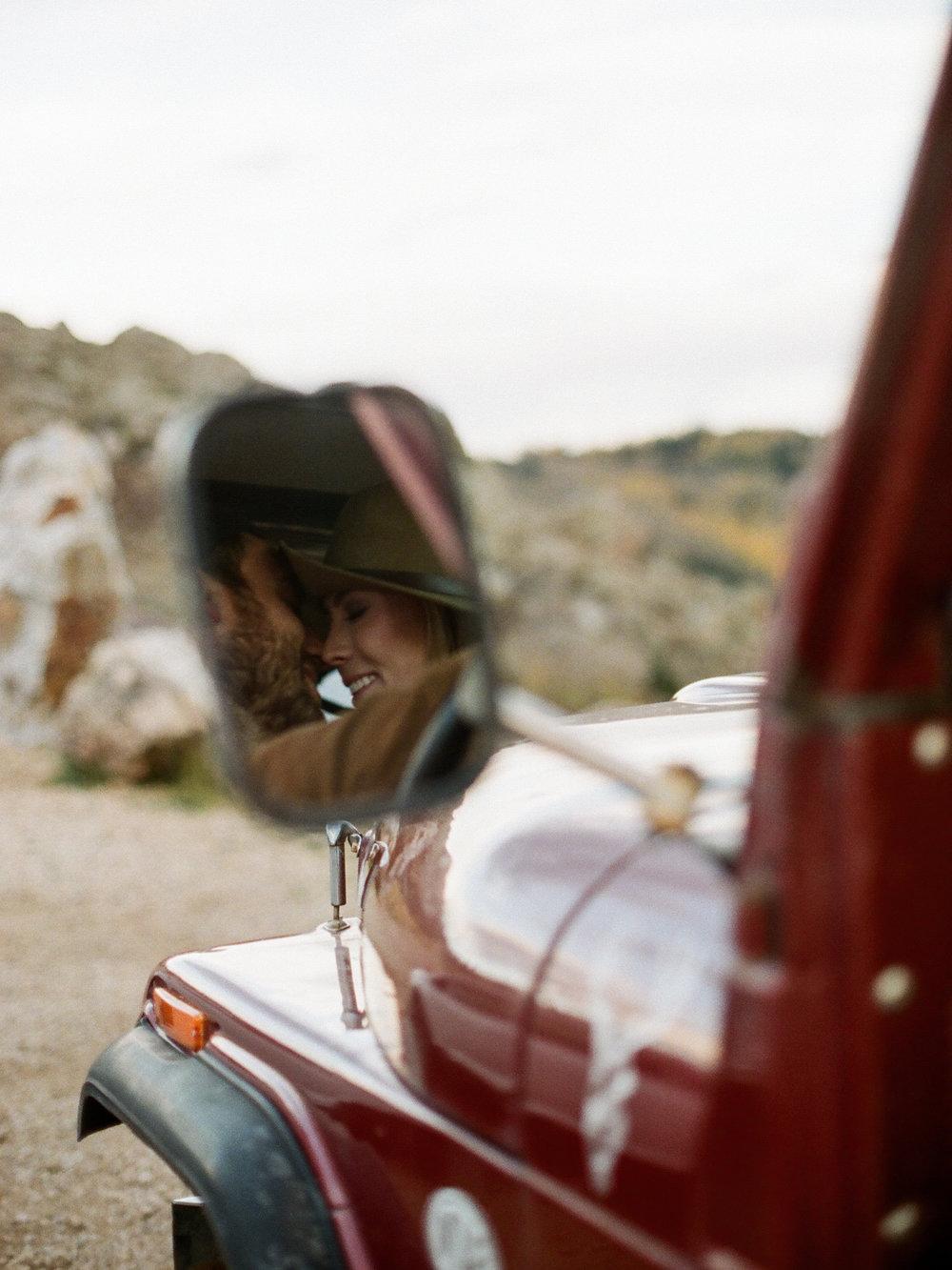 Christine Gosch - Houston film photographer - Utah film photographer - mountain fall engagement session-3.jpg