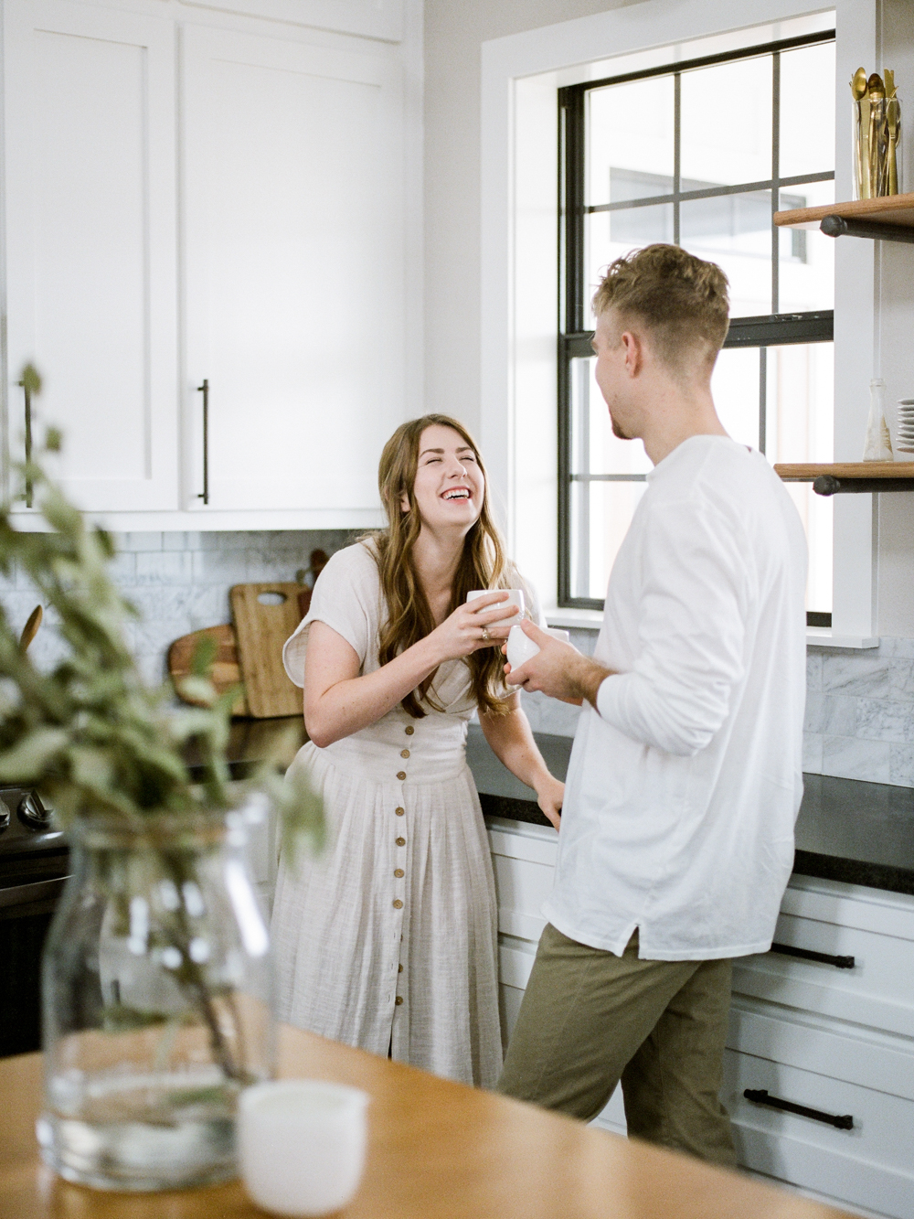 at home engagement session - Christine Gosch - featured on Magnolia Rouge - film photographer - elopement and intimate wedding photographer-8.jpg