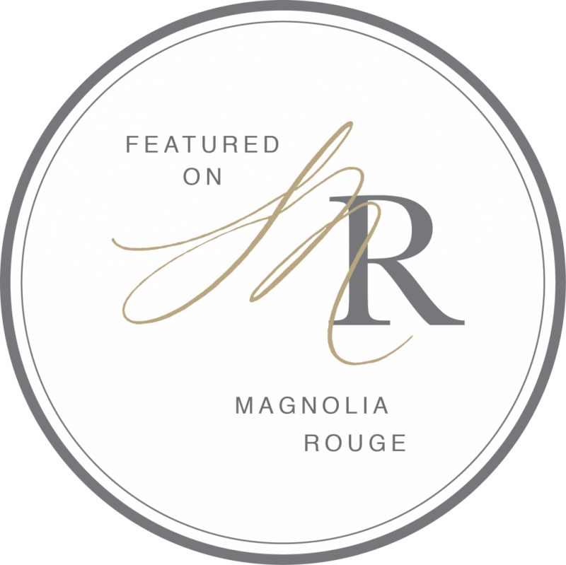 Christine Gosch - featured on Magnolia Rouge
