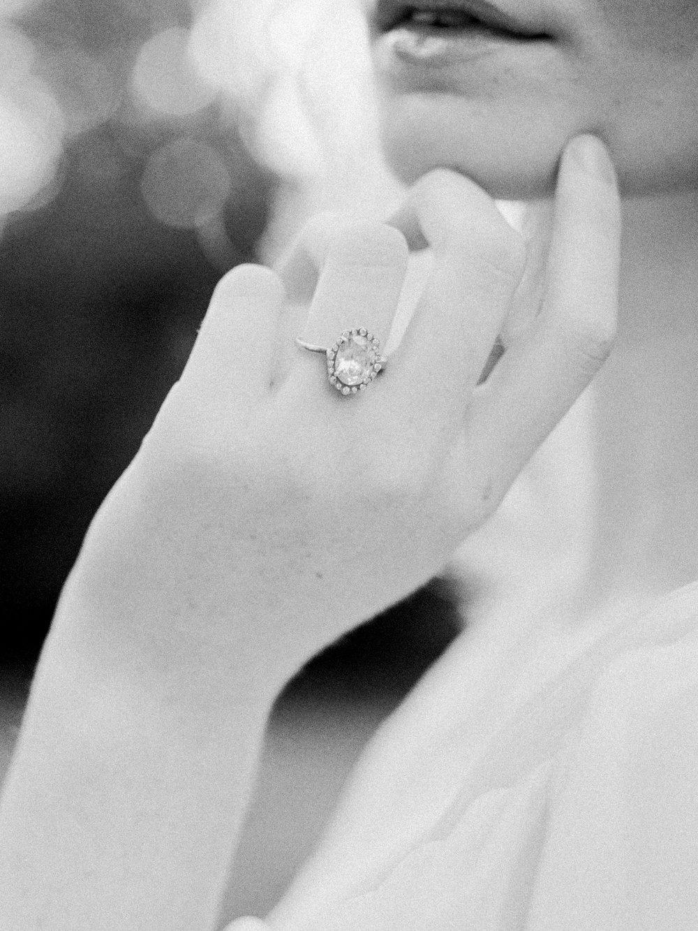Christine Gosch - houston wedding photographer - elopement photographer - intimate wedding photographer - susie saltzman unique wedding rings