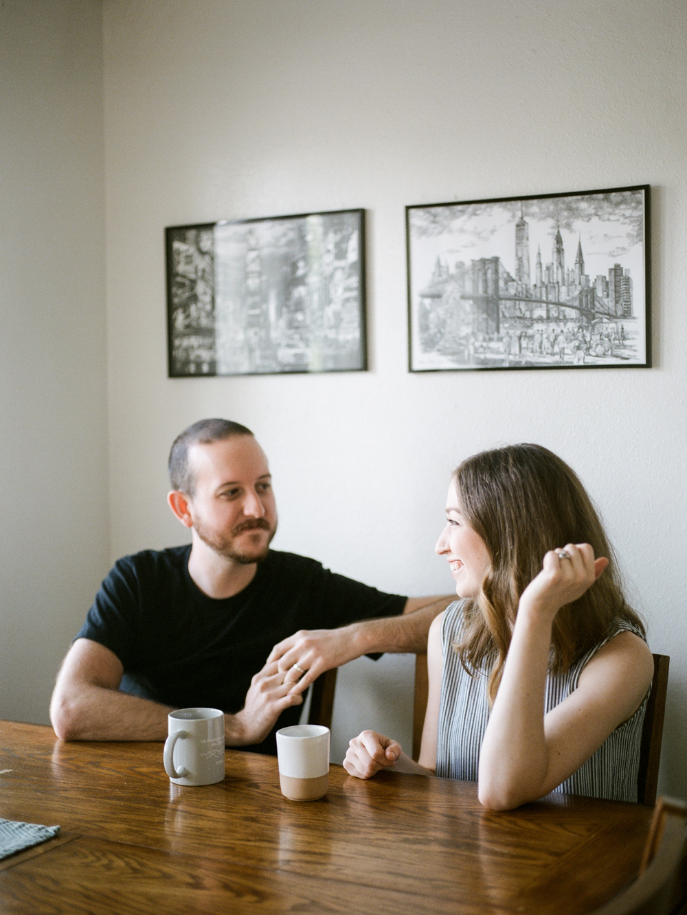 Christine Gosch- home engagement session- austin film photographer-  houston film photographer- in home session- engagment session- film wedding photographer-20.jpg