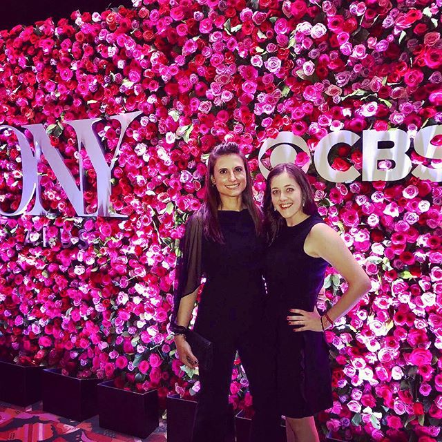 #latergram at the Tony awards! . . . #tonyawards  #andnoneforgretchenweinersbye #bestrevengeisyopaper #meangirls