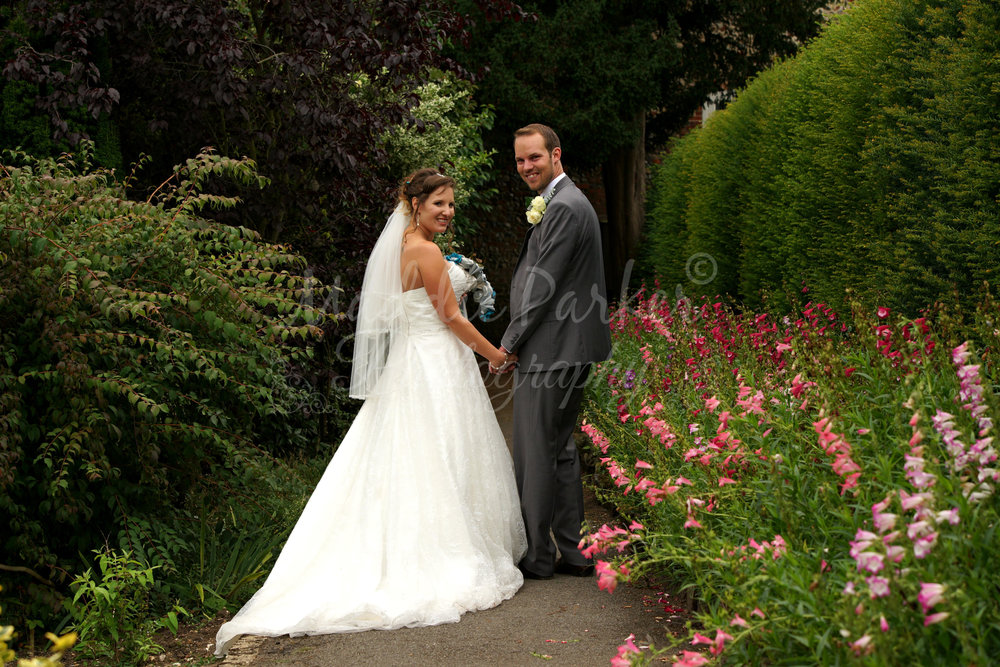 Kimberley and Michael