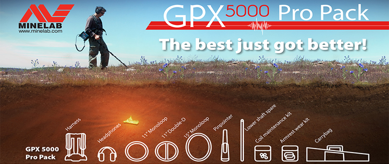 GPX 5000 Pro Pack