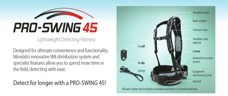 Minelab PRO-SWING 45