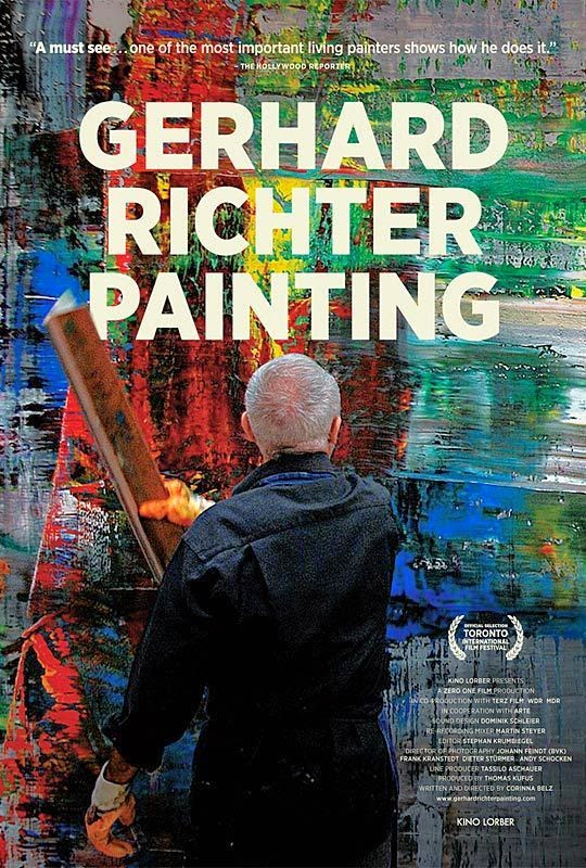 PORTADA GERHARD RICHTER PAINTING