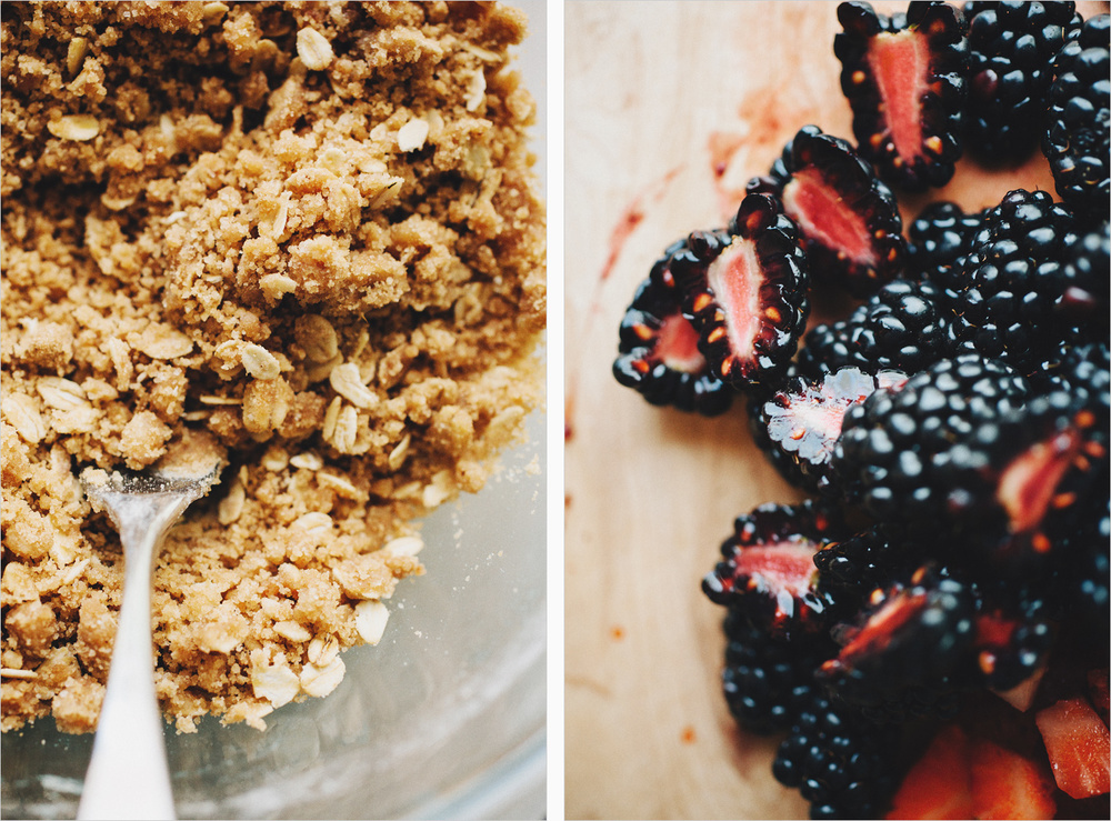 Buttermilk Berry Crumb Cake — THE HANNA BLOG