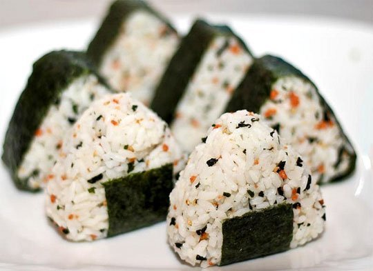 Onigiri - The Kitchn