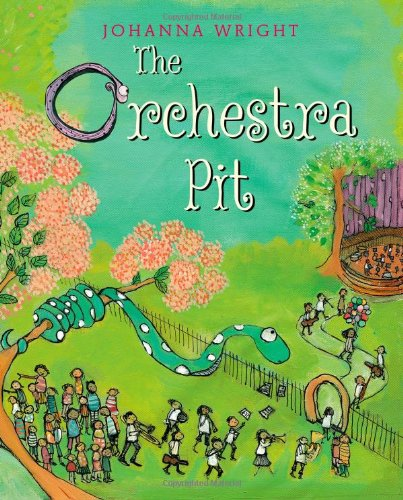 Her latest children's book: The Orchestra Pit