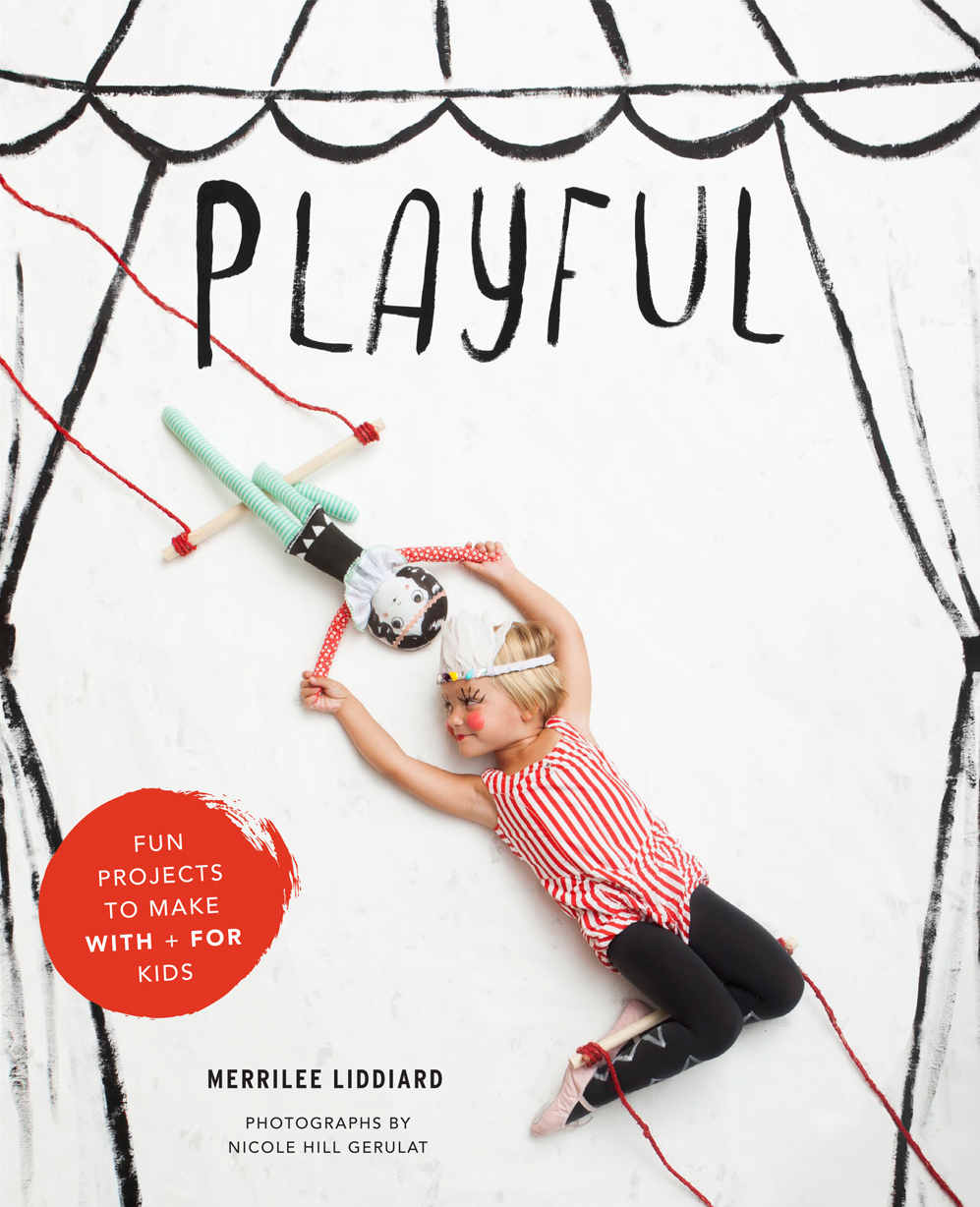 Liddiard's new book  PLAYFUL