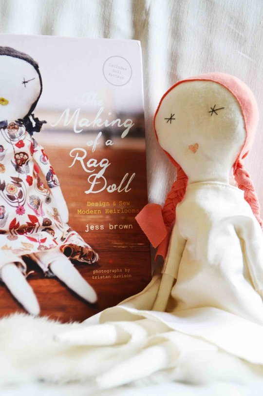 How to make your very own rag doll
