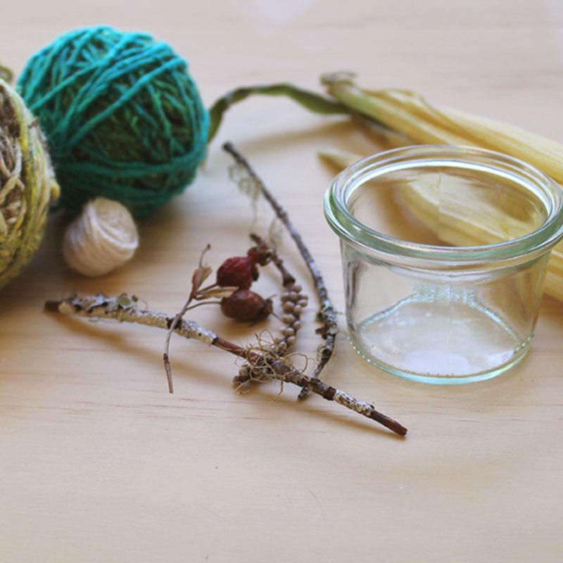Hanna Andersson DIY Yarn Bomb Jars image 2