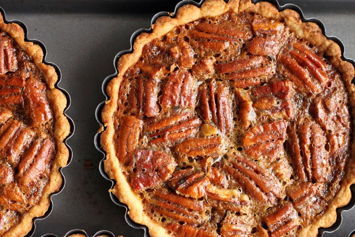 Pecan Tarts | Scientifically Sweet
