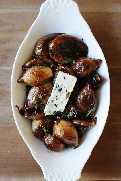 Caramelized Shallots | Honestly Yum