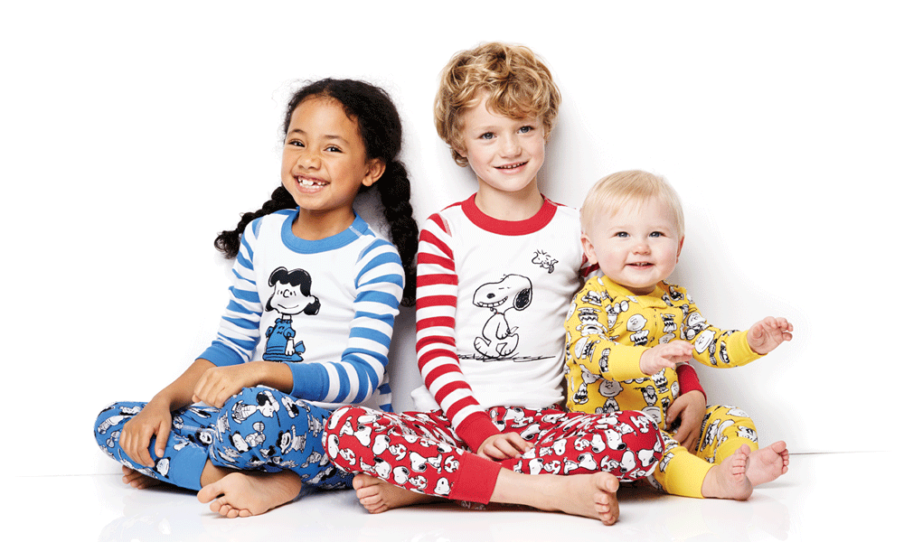 hanna-andersson-peanuts-pajama-collection