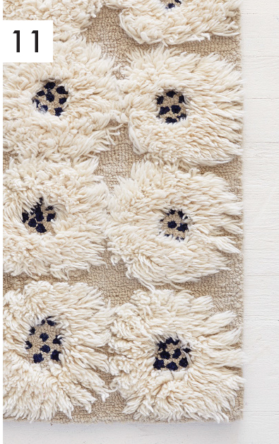 Wool Rya Rug $199 - $499