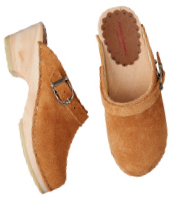 Girls Swedish Clogs