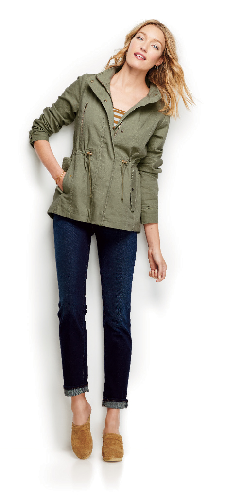Anneli Anorak Women's Coat