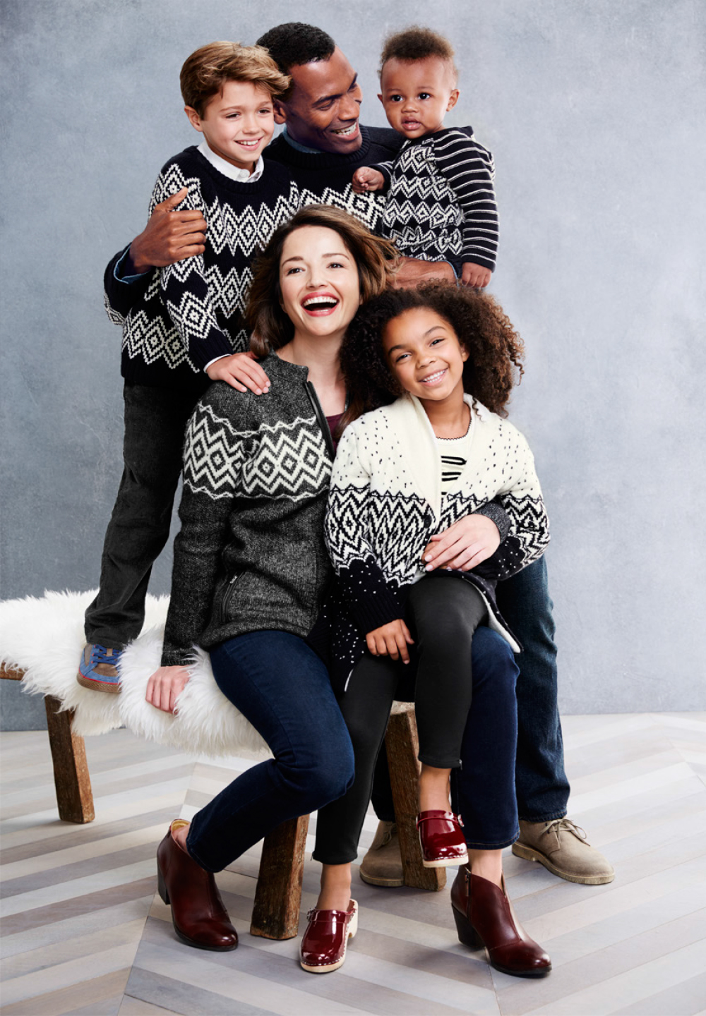Winter Wonderful - Hanna Andersson Holiday Sweaters