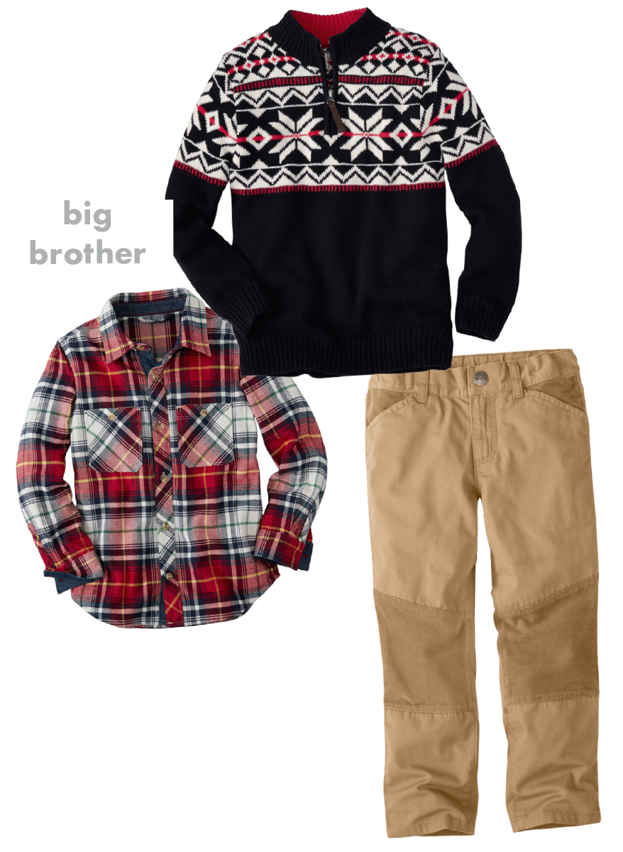 Boys Pumpkin Patch Outfit - Hanna Andersson