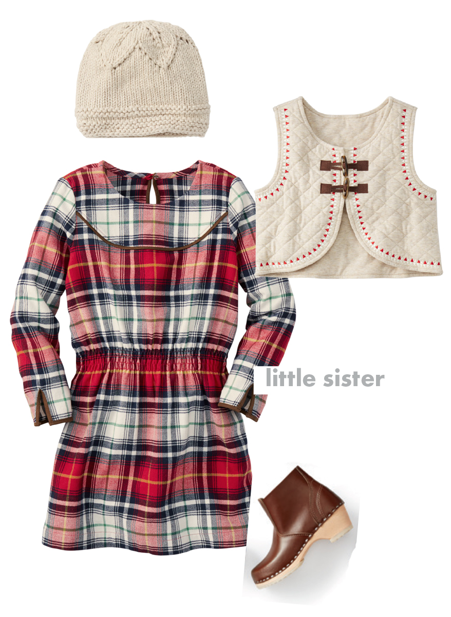 Girls Pumpkin Patch Outfit - Hanna Andersson