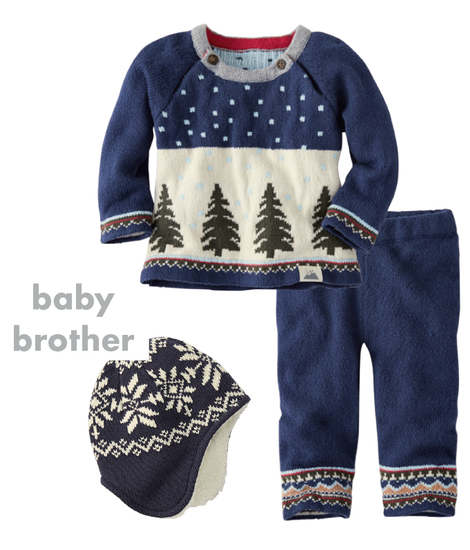 Baby's Sweater Set - Hanna Andersson