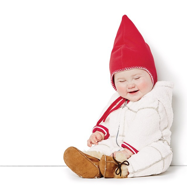 Baby Gnome Boy