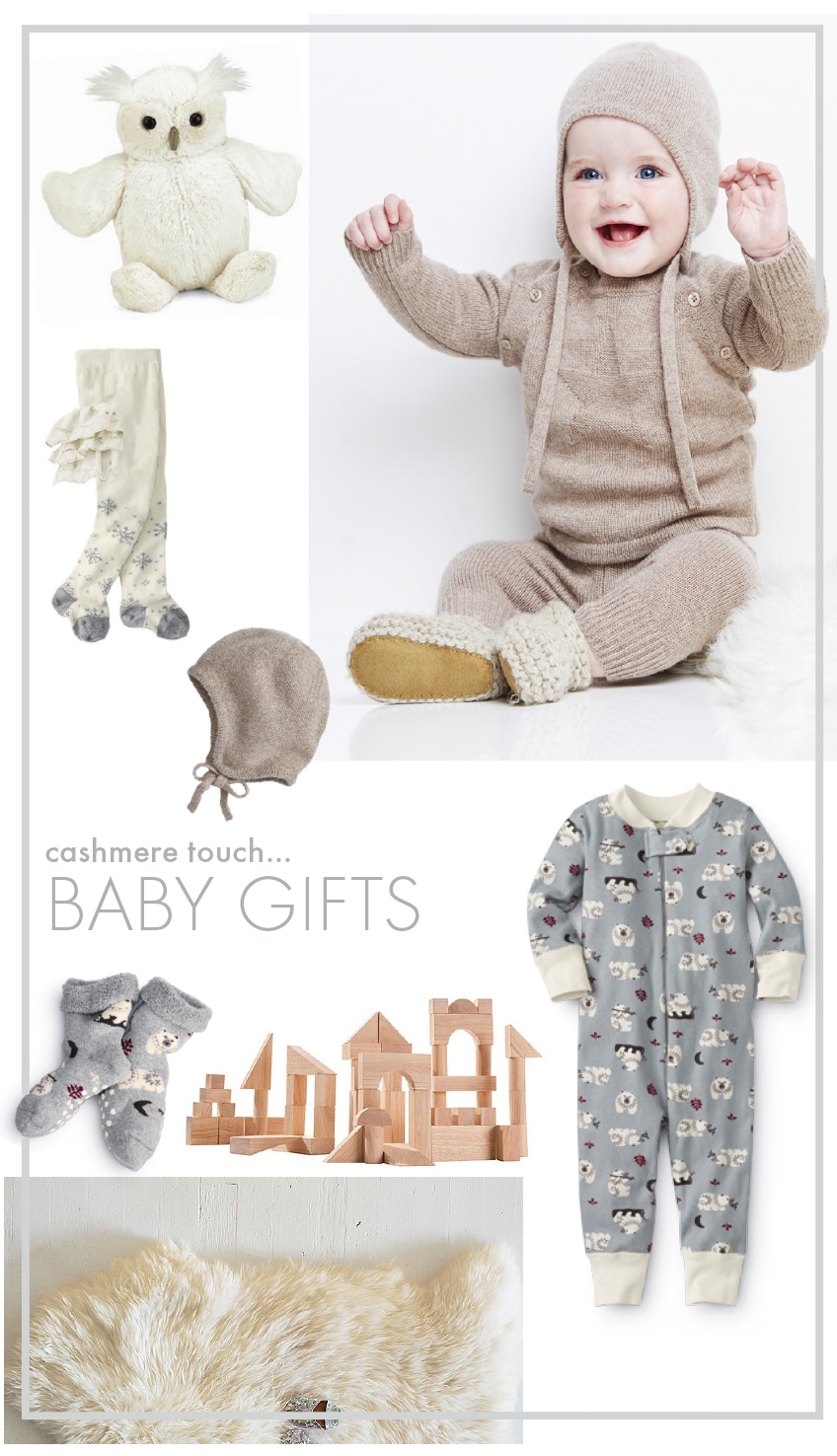 Baby Soft Sleep Gift Guide - Hanna Andersson