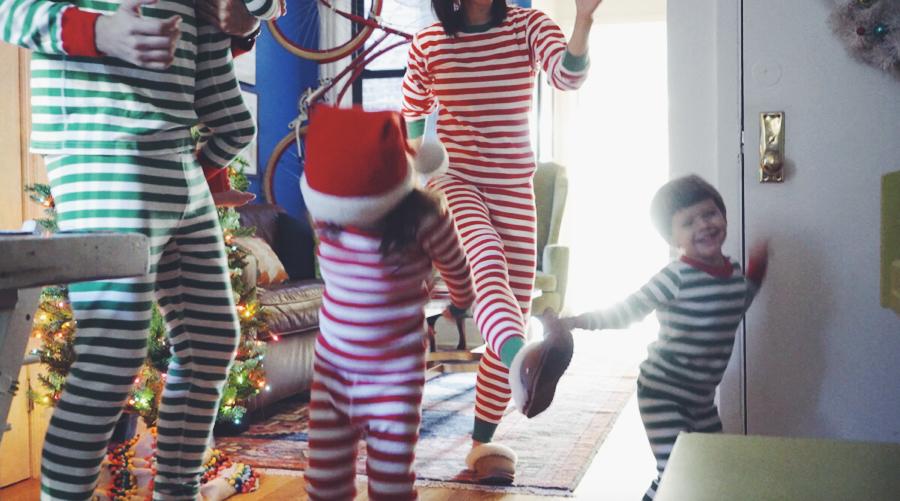 Christmas Family Matching Pajamas