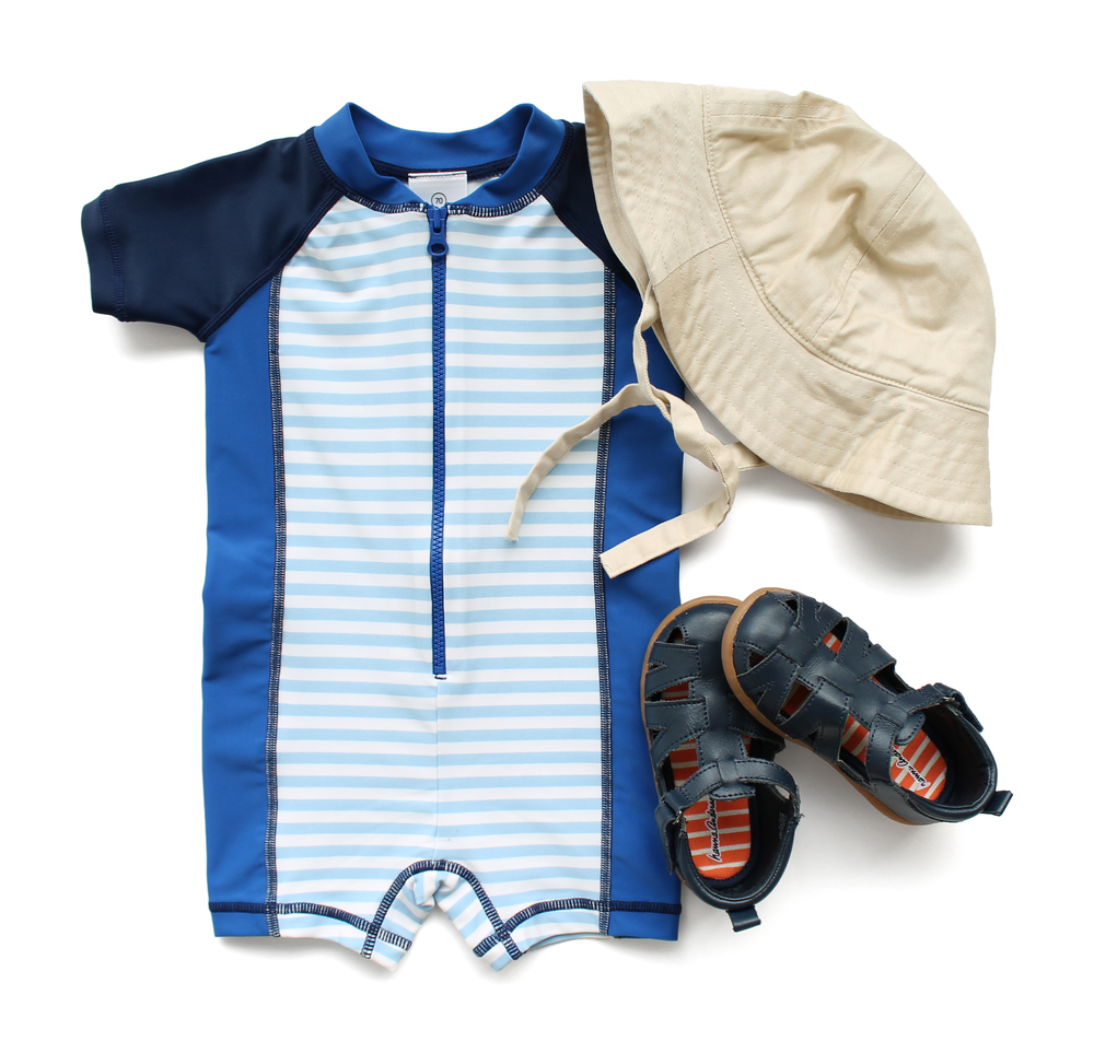 What to pack for baby on vacation