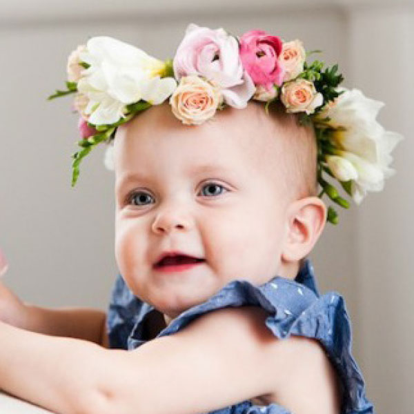 Baby Crown  - The Effortless Chic