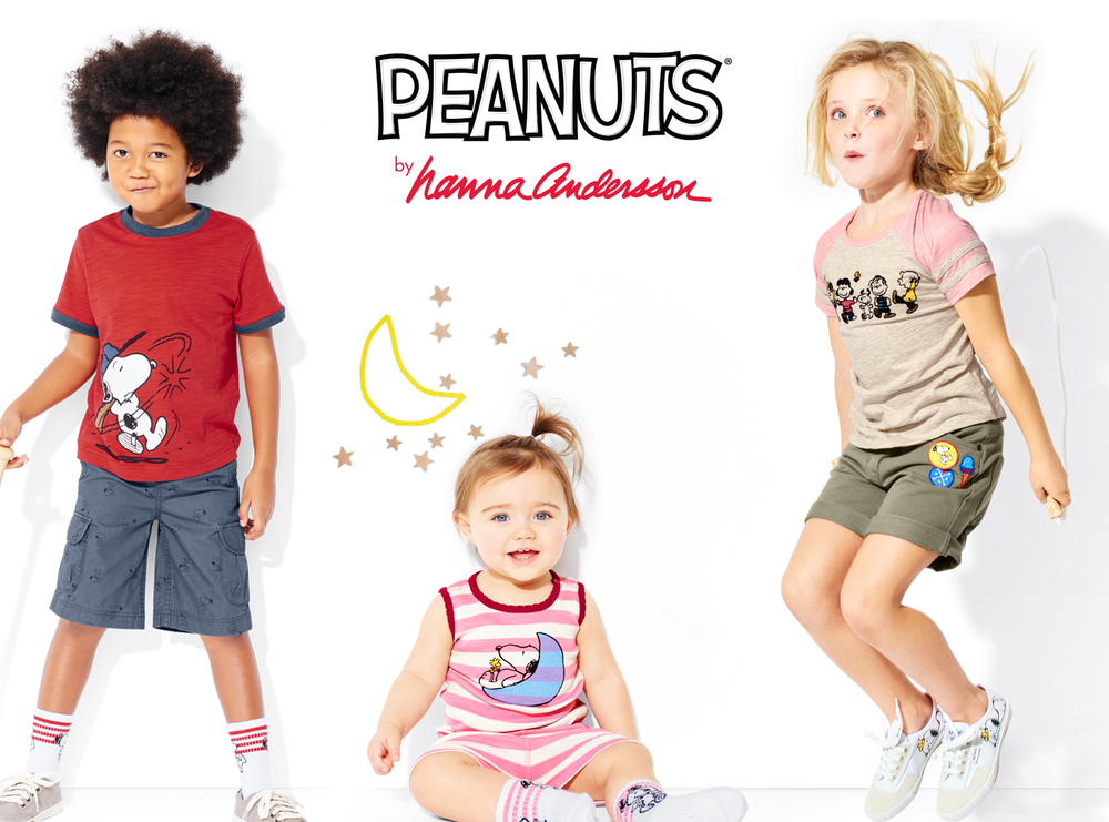 Peanuts Collection - Hanna Andersson