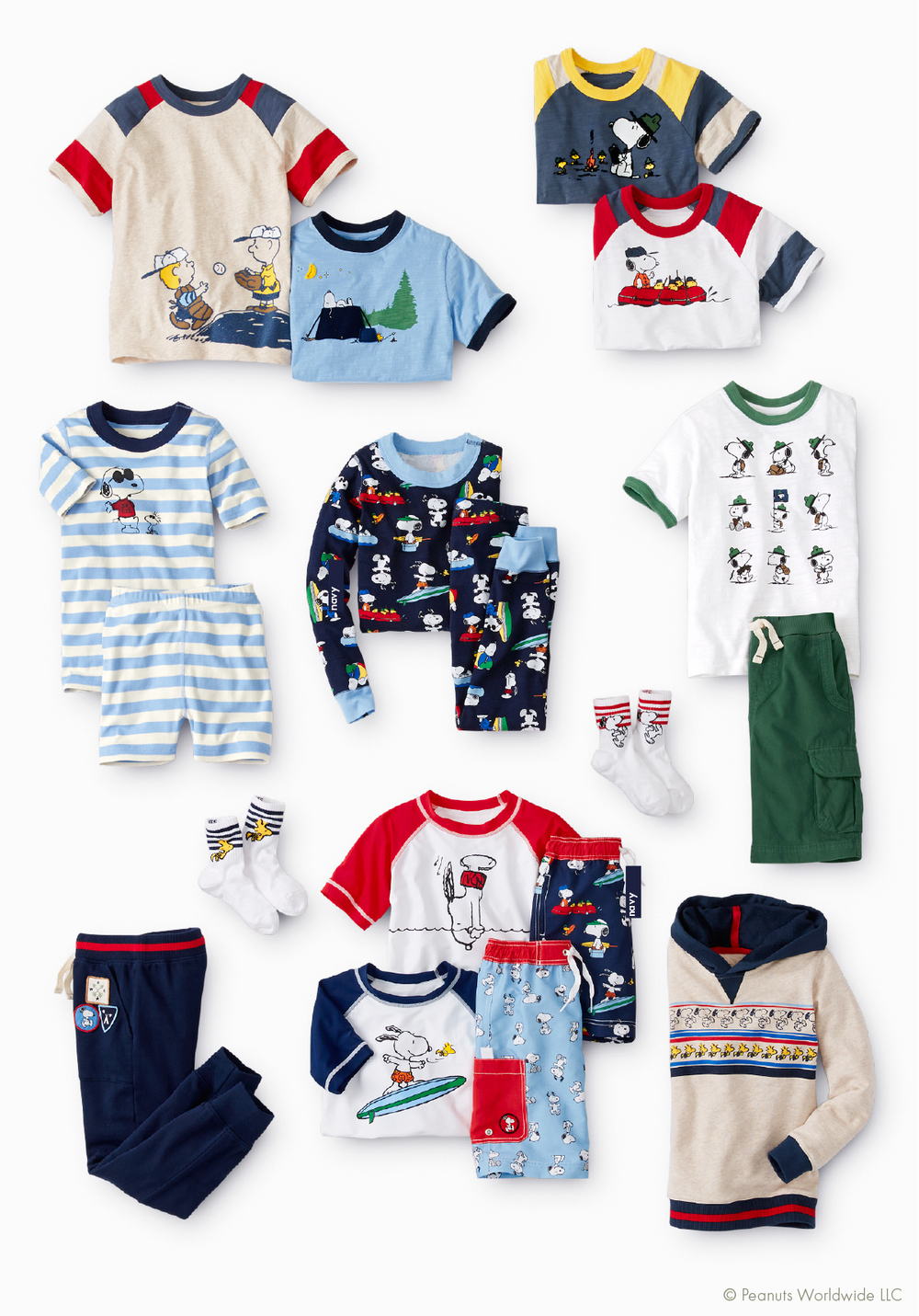 Boys Kids Camp Beagle Collection by Hanna Andersson