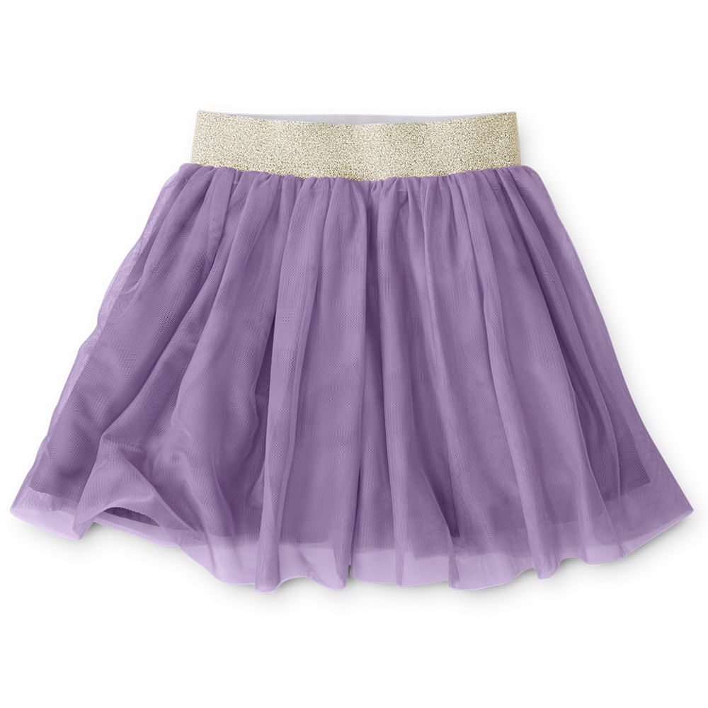 Purple Tulle Girls Skirt - Hanna Andersson