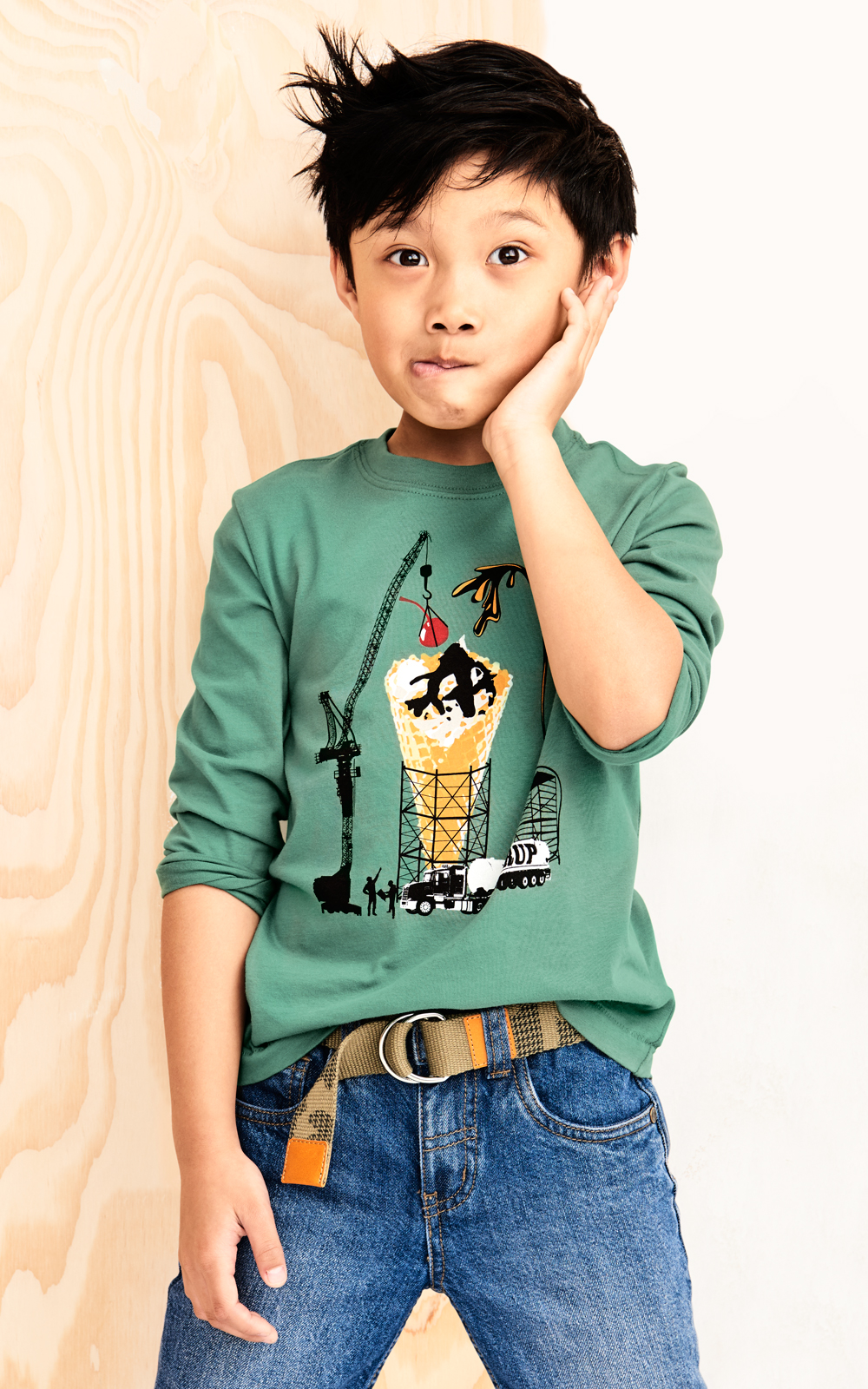 Kids Graphic Tees - Hanna Andersson