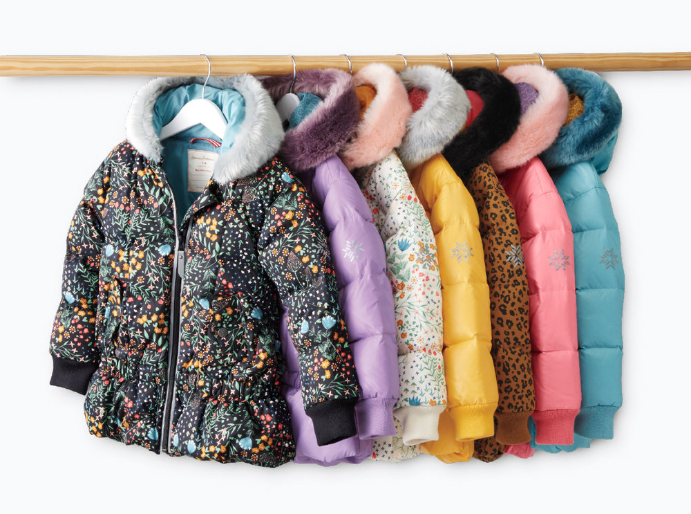 Kids Winter Coats - Hanna Andersson