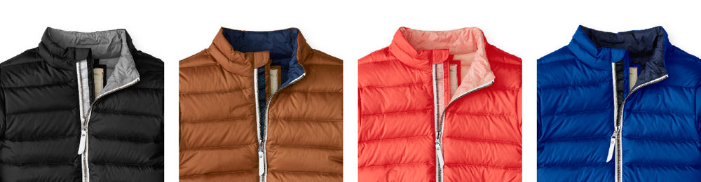 Puffer Coats for Kids