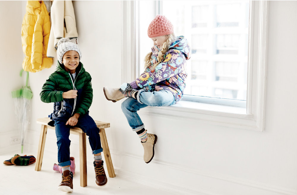 Hanna Andersson Kids Outerwear