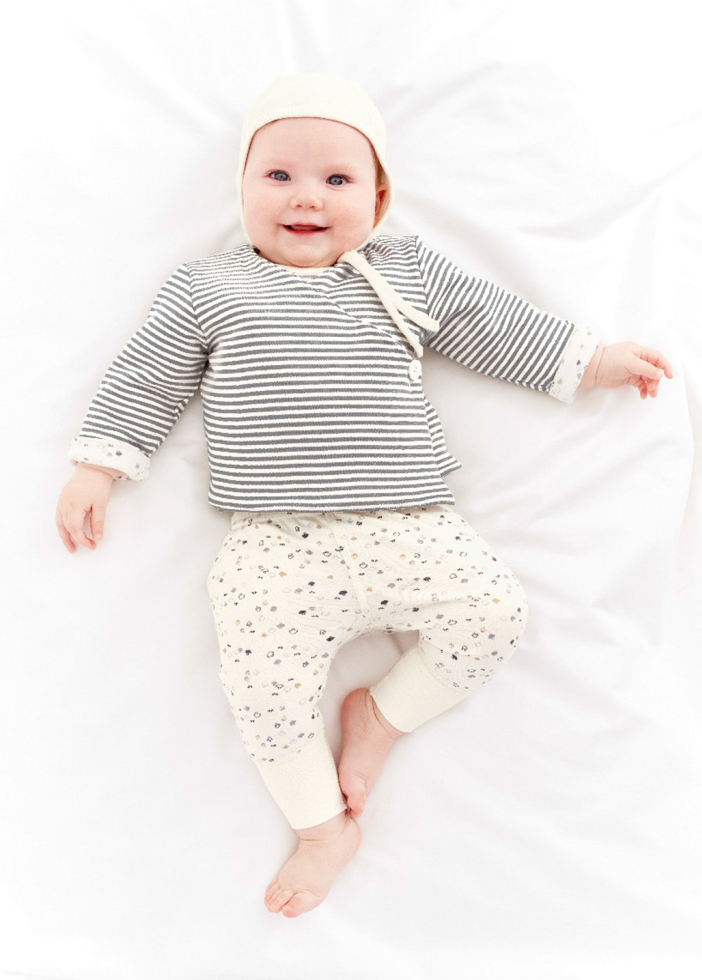 New Baby Essentials - Organic Pima Cotton