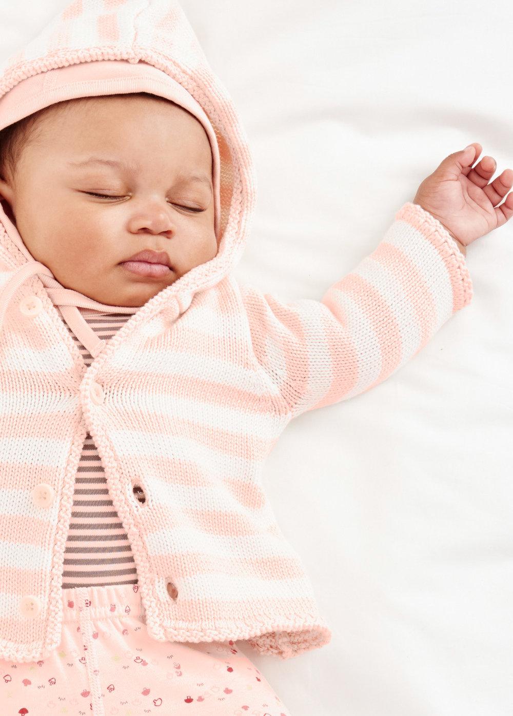 New Baby Essentials - Organic Pima Cotton