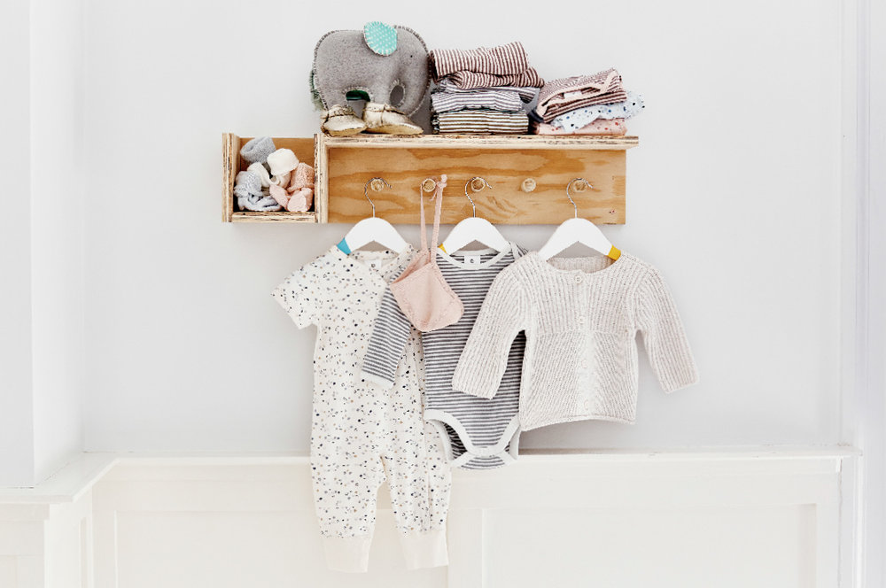 organic pima cotton for new baby - Hanna Andersson