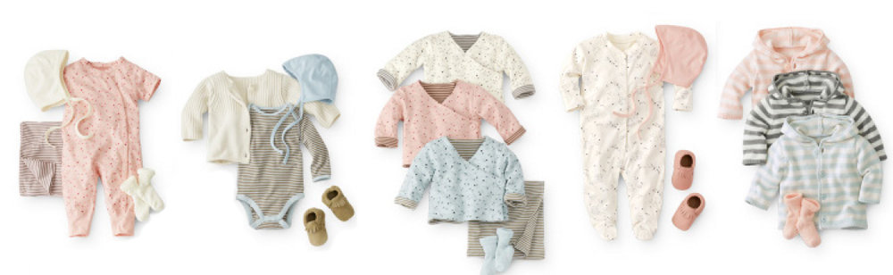 Organic Cotton Baby Essentials - Hanna Andersson
