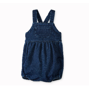 Toddler Bloomer Romper