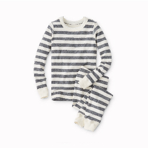 Kids Stripe Long John