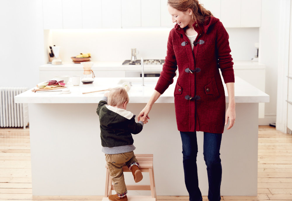 Mommy & Me Holiday Lookbook - Hanna Andersson