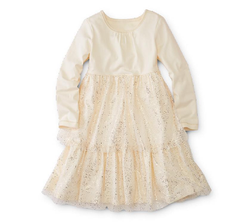 Hanna Sparkle Twirly Dress