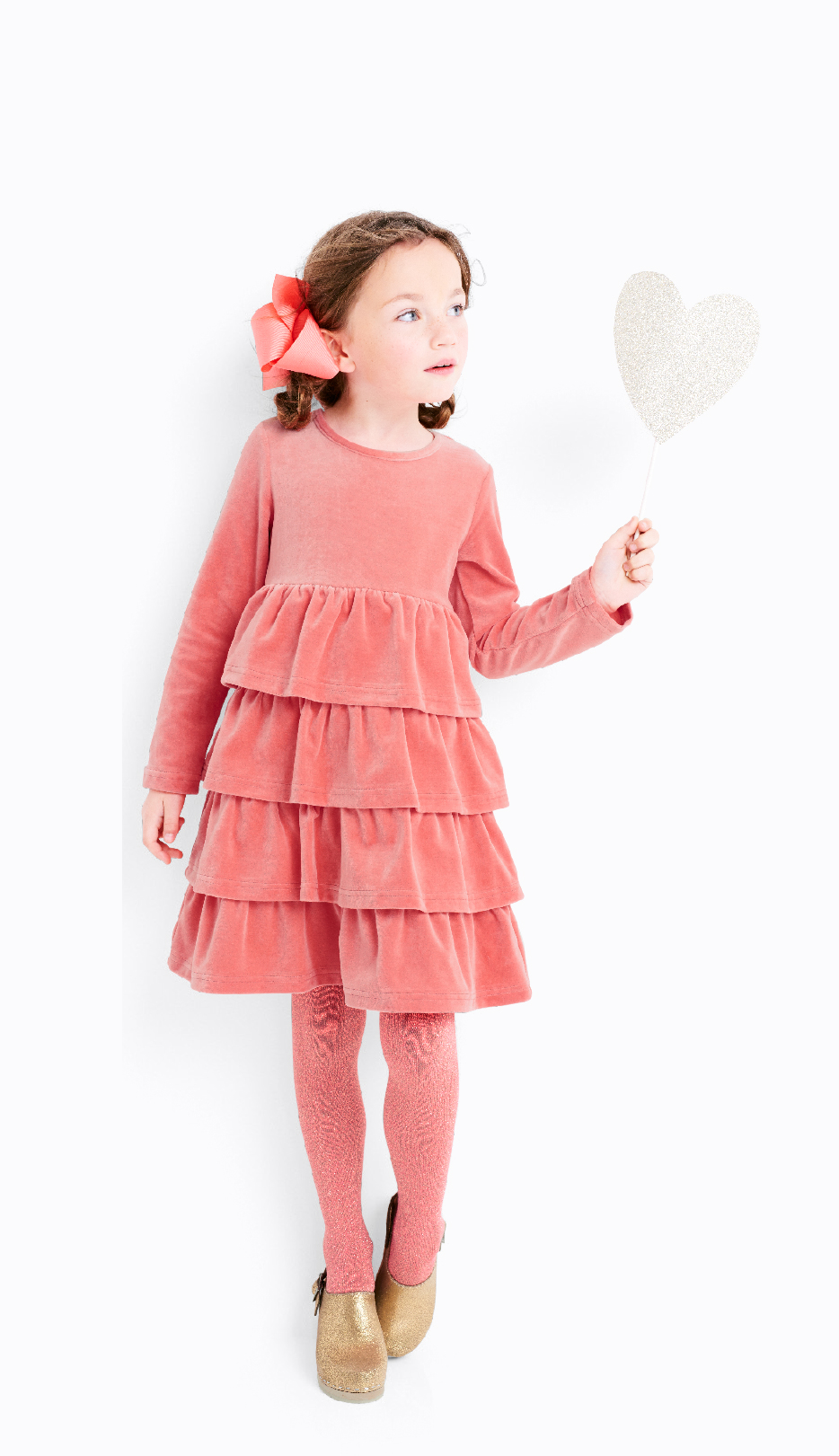 Velour Twirly Dress - Hanna Andersson