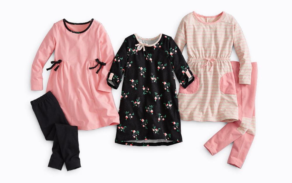 Dresses + Leggings Gift Sets
